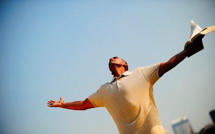 Commencez à louer Dieu