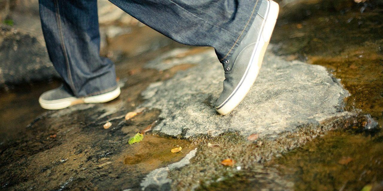 La marche par l'Esprit
