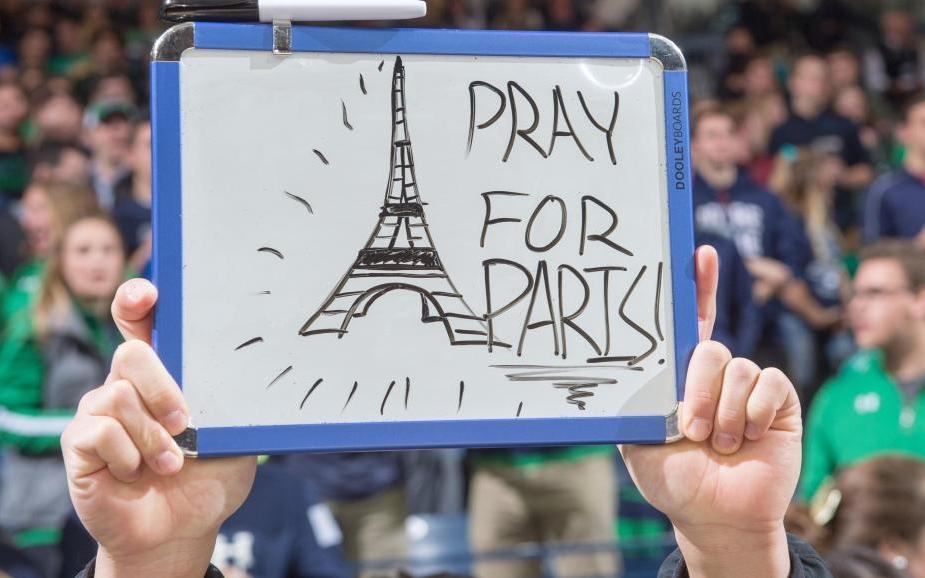 Etat d'urgence et fermeture des frontières : Urgence Prière pour Paris et pour la France
