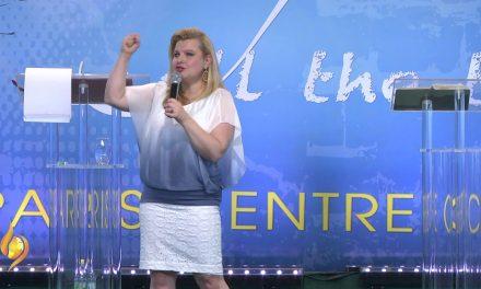 Dorothée Rajiah – Aux pieds de Jésus pour plus de puissance